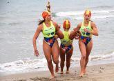 Dieciséis socorristas juniors y absolutos convocados a la concentración de playa de cara al Europeo de Castellón