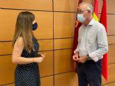 El PP exige la continuidad de la línea de tren entre Murcia y Águilas