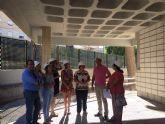 Rehabilitación del módulo de primaria del CEIP Don José Marín de Cieza