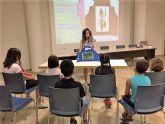 Exitosa iniciativa de los talleres culturales de verano organizados en el museo de Archena