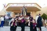 Los actos en honor al patrón de Cartagena continúan con la tradicional Romería de San Ginés