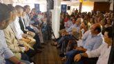 Ballesta reclama 'unidad sin fisuras' en la defensa del AVE soterrado por 'el interés general de los murcianos'