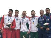Marcus Cooper (oro) y Cristian Toro (plata), primeras medallas UCAM en el Mundial de Piragüismo