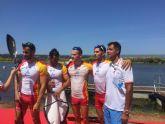 Enhorabuena a todos los medallistas UCAM en el Campeonato del Mundo de Piragüismo