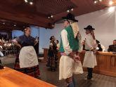 """El grupo Coros y Danzas """"El Pinar"""" participa en el Festival Nacional de Folklore de Puertollano"""