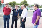 El ayuntamiento se prepara ante el aviso de la AEMET por lluvias de hasta 40 litros por metro cuadrado
