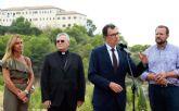 El Ayuntamiento pone a punto el Santuario de la Fuensanta con la construcción de un nuevo mirador de 1.000m2