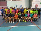 La IV concentración de tenis de mesa ´Playas de Mazarrón´ bate récord de participación
