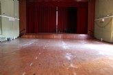 """Las obras de rehabilitación del Teatro Ginés Rosa del Centro Sociocultural """"La Cárcel"""" estarán finalizadas para finales de este año"""