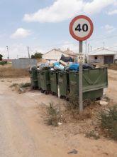 Partido Cantonal de Cartagena: 'La zona oeste del municipio de Cartagena carece de recogida selectiva de basura'