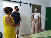 Las obras de mantenimiento y adaptación al protocolo sanitario por la COVID-19 marca el inicio del curso escolar