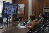 La consejería de Educación se reúne con las Ampas de San Pedro del Pinatar