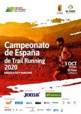 Abierto plazo de inscripción para el VI Campeonato de España de Trail Running Absoluto y Máster