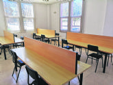 El aula de estudio de la Casa de la Cultura estrenará sistema de acceso en septiembre