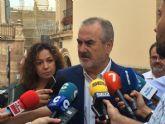Gonz�lez Tovar: 'En estos cuatro años, las �nicas iniciativas para paliar los daños por las riadas las hemos presentado los socialistas'
