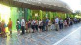 Más de tres mil personas disfrutaron de la jornada de puertas abiertas del Foro Romano