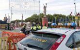 La Policía Local realizó más de 70 intervenciones durante las fiestas de Carthagineses y Romanos