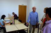 La nueva aula de estudio 24 horas de la Casa de la Cultura 'Pedro Serna' ya está en funcionamiento