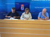 El Ayuntamiento de Molina de Segura firma un convenio de colaboración con la Asociación Sonrisa Saharaui Región de Murcia