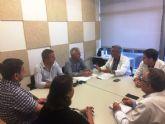 Calidad de Vida repasa con el Area de Salud II las medidas adoptadas para potenciar el funcionamiento del Rosell