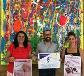 Los talleres municipales  de pintura, teatro y danza comenzarán en octubre