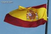 El PP vuelve a solicitar, otro año más, al Pleno que desde el ayuntamiento se celebre un acto de homenaje a la bandera de España el próximo 12 octubre