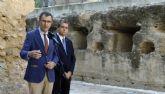 Los vestigios de la Murcia Medieval podrán recorrerse en un itinerario de 3 km en torno a la Muralla Árabe