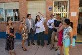Ciudadanos celebra que se haya cumplido su propuesta de realizar mejoras en el colegio Vista Alegre de Las Torres de Cotillas