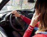 Denunciados 19 conductores en la campaña de´Seguridad Vial´ por utilizar el móvil conduciendo