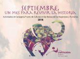 Este viernes jornada de puertas abiertas en Cartagena Puerto de Culturas