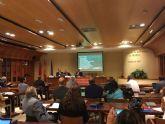 Murcia exhibe su proyecto de Ciudad Inteligente en Madrid