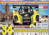 La 34ª Subida a La Santa cuenta este fin de semana, finalmente, con la participación de 67 pilotos inscritos, en el que se jugarán el Nacional en varias categorías