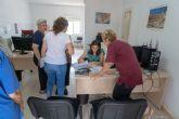 Las OMITAS de Los Nietos y Los Urrutias siguen con los horarios especiales de atención a personas afectadas por la DANA