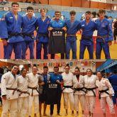 El Judo: UCAM-Judo Club Ciudad de Murcia comienza la Liga Nacional con autoridad