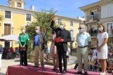 Bendecido el primer mosto durante la celebración del Día de la Vendimia