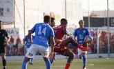 Resbalón del Real Murcia en El Pitín