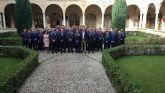 Visita de alumnos de la Academia General del Aire a la UMU