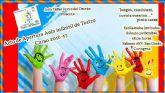 Magia y cuenta cuentos en la apertura del curso infantil del Teatro del Desván