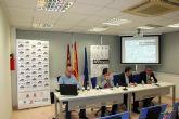 Los empresarios del Parque Empresarial Oeste en Alcantarilla conocen las dos líneas de financiación que el INFO pone a su disposición, con Emprendia e Industria 4.0