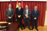 Pascual Lucas releva a Francisco Esquembre en el decanato de Matemáticas de la UMU