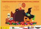 Los cuentacuentos gratuitos de la biblioteca municipal ´Rosa Contreras´ se visten de Halloween