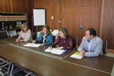 La Fundación CajaMurcia reanuda su compromiso con la Universidad Popular de San Pedro