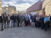 La Comunidad solucionará la evacuación de las aguas en la zona baja del casco urbano de Archena