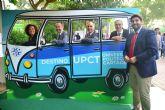López Miras: «Esta tecnología fascinante y asombrosa está en el día a día de la UPCT»