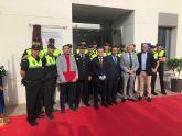 La Comunidad financia la dotación del nuevo  cuartel de la Policía Local de Lorquí