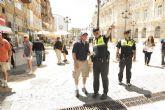 La Policía Local realizará un dispositivo especial de tráfico el domingo ante la llegada de 4.563 turistas