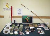 La Guardia Civil destapa el tráfico de drogas en una asociación para estudio del cannabis de San Pedro del Pinatar
