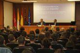 José Guerrero, magistrado de la Audiencia Nacional, imparte la conferencia inaugural del Grado en Derecho de la UCAM