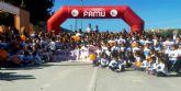 Miles de zancadas contra la leucemia infantil