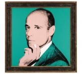 Durán Arte y Subastas puts an Andy Warhol original on the market